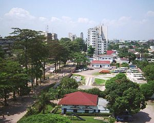 Gombe, Kinshasa - Image: Kinshasa 2003