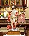 Kirche 1341 Jesus-Statue in A-2130 Siebenhirten.jpg