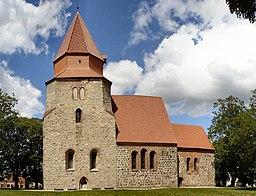 Kirche Kavelstorf/ Church Kavelstorf