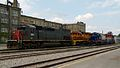 Kitchener Station Locomotives 2015.jpg