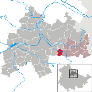 Kleinbrembach - Image: Kleinbrembach in SÖM