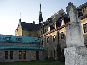 Huysburg - Church and sacristy