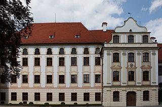 Thierhaupten Abbey monastery
