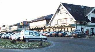Knarvik - Knarvik Senter mall