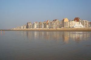Knokke - Knokke beach resort
