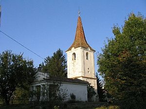 Chichiș - Unitarian Church