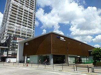 Kokuryō Station - Kokuryō Station in August 2016