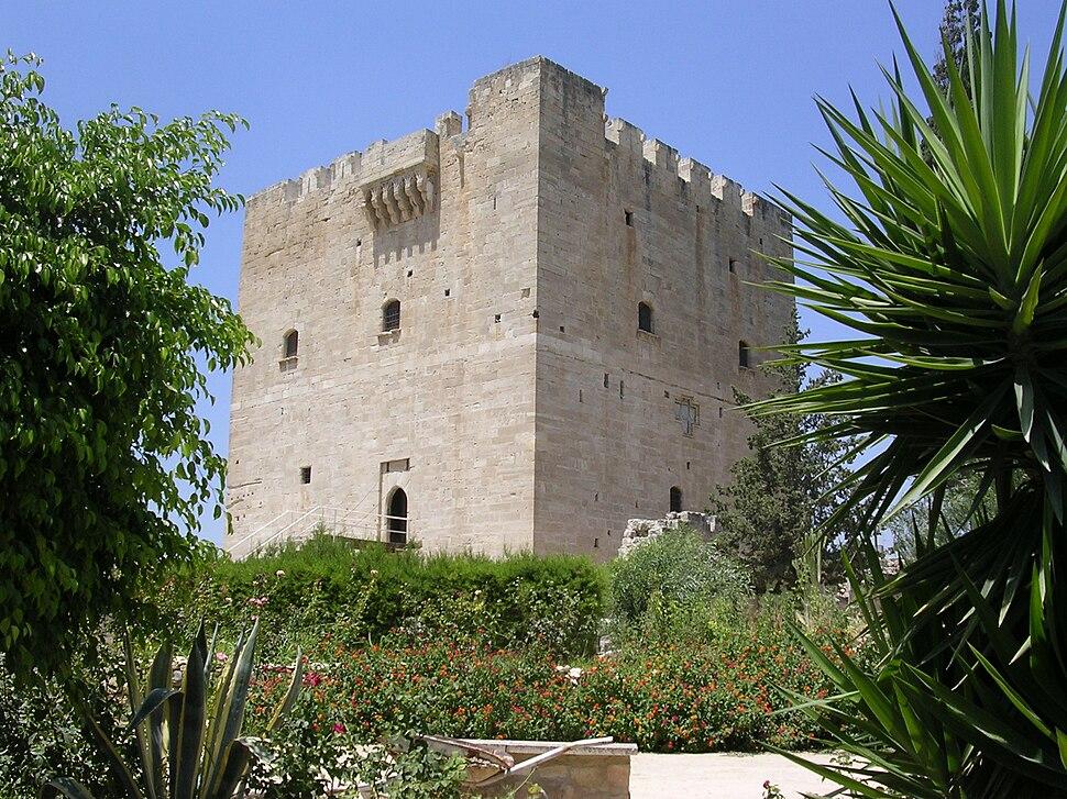 Kolossi Castle 01