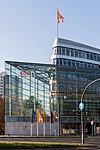 Konrad-Adenauer-Haus (Berlin) Flaggen.jpg