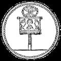 Konstantin den stores labarum, Nordisk familjebok.png