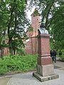Kopernik pomnik w Olsztynie (popiersie).jpg