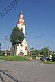 Kostel Stětí svatého Jana Křtitele Starý Petřín 02.JPG
