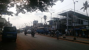 Kottiyam - Kottiyam Town