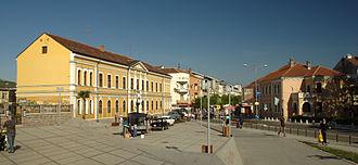 Kraljevo - Image: Kraljevo, muzeum