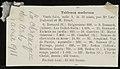 Krantenknipsel uit La Chronique des Arts betreffende de verkoop van kunstwerken van Odilon Redon, RP-D-2017-2452-426.jpg