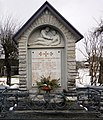 Kriegerdenkmal Grünburg, Gemeinde Hermagor, Kärnten.jpg