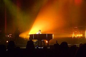 American Idols LIVE! Tour 2009 - Kris Allen performing on tour