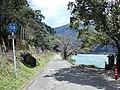 Kumamoto Prefectural road Route158 sakamoto-haki 1.jpg