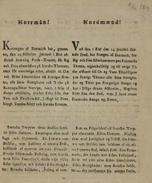 File:Kungörelse 8-2-1814.djvu