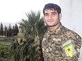 Kurdish YPG Fighter (15191428140).jpg