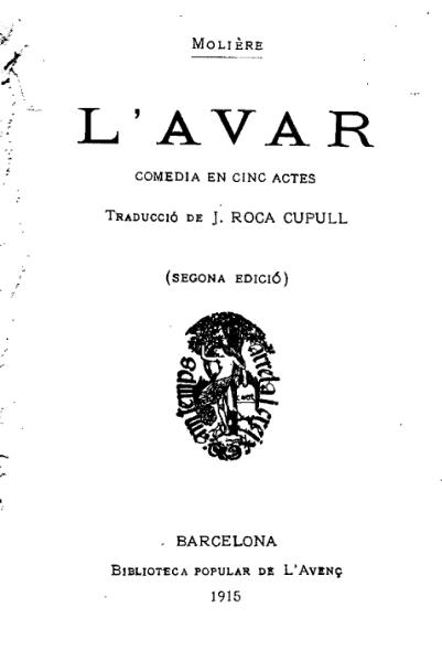 File:L'avar (1915).djvu