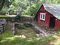 Lövkompost på Alphems arboretum utanför Floby 2689.jpg