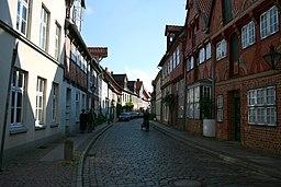 Untere Ohlingerstraße in Lüneburg