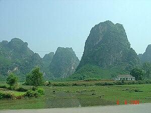 Lạng Sơn Province - Image: Lạng Sơn 1