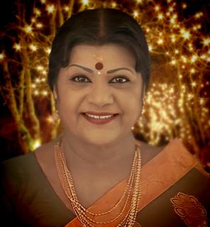 L. R. Eswari Indian singer