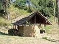 La Chaussée-Tirancourt (80), parc Samara, zone des expérimentations archéologiques, atelier et four de poterie 4.jpg