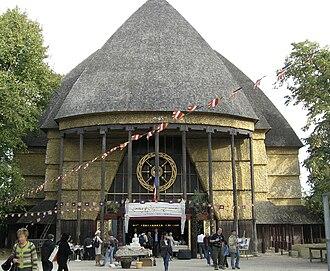 Paris Colonial Exposition - Pavillon du Togo by Louis-Hippolyte Boileau in bois de Vincennes