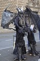 La Rambla -artista di strada 5 - panoramio.jpg