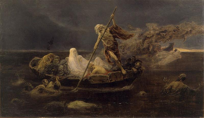 File:La barca de Caront, Josep Benlliure Gil, Museu de Belles Arts de València.jpg