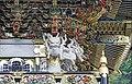 La porte Yomei-mon du sanctuaire shinto Toshogu de Nikko (Japon) (28329267737).jpg