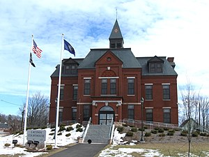 Belknap County, New Hampshire - Image: Laconia District Court
