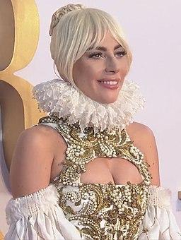 Lady Gaga A Star is Born London premiere