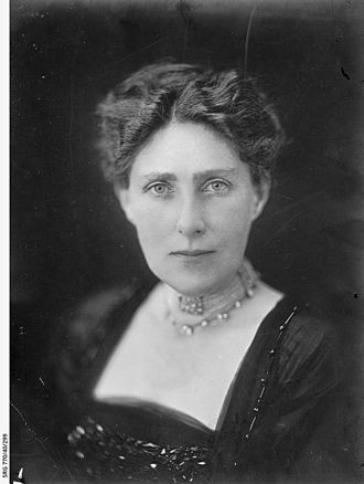Marie Galway - First president of the Red Cross in South Australia