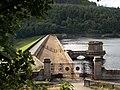 Ladybower Reservoir Dam Head Wall - geograph.org.uk - 527474.jpg