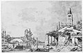 Lagoon Capriccio (recto); Architectural Scene (verso) MET 177989.jpg