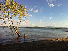 Lake Lowell, Idaho in summer.jpg