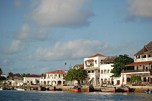 Lamu Island - Lamu town