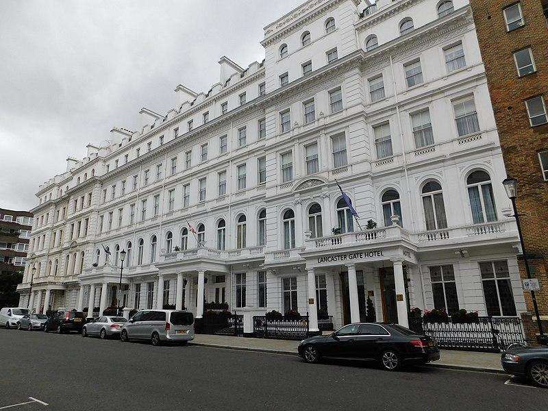 Lancaster London Hotel Refurbishment