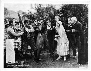 The Lane That Had No Turning - Lobby card