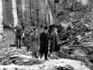 Arthur Bliss Lane - Lane in Warsaw after World War II