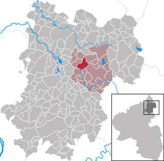 Langenhahn,  Rheinland-Pfalz, Germany