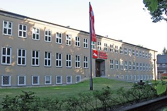 Berliner Synchron - Former headquarters in Lankwitz