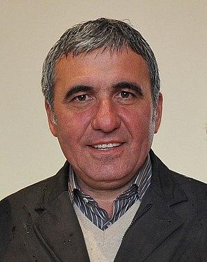 Gheorghe Hagi - Hagi in 2014