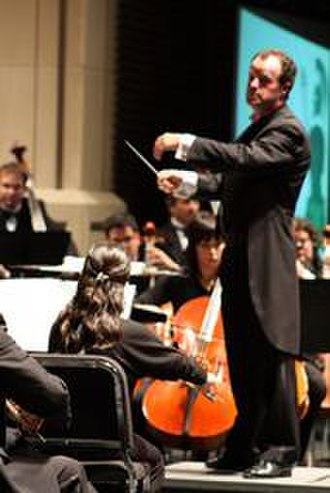 Orchestra - Conducting an orchestra