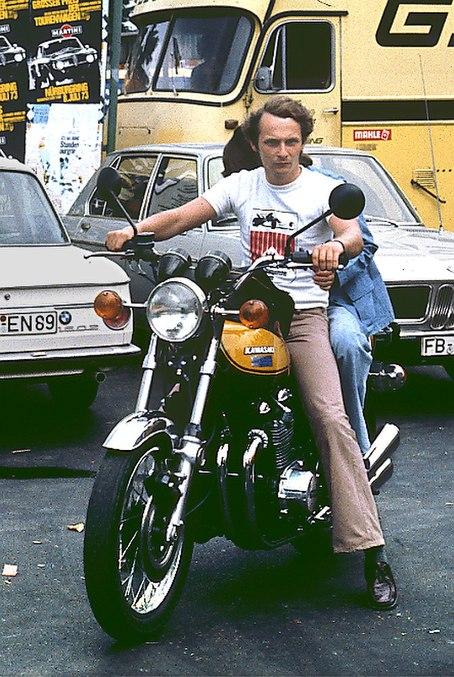 Lauda, Niki 1973-07-06