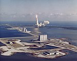 Launch of Gemini B aboard a Titan IIIC rocket (66C-76586).jpg